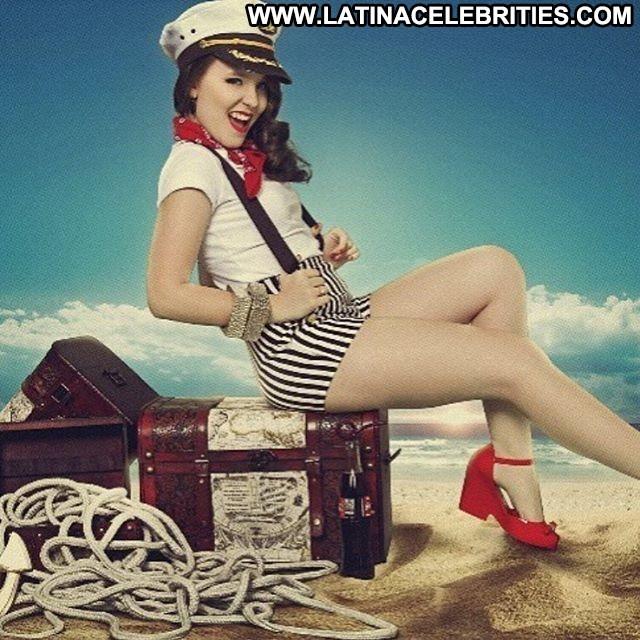 Larissa Manoela Miscellaneous Small Tits Celebrity Skinny Brunette