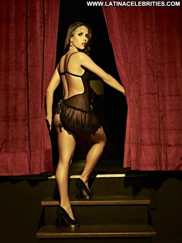 Perola Faria Miscellaneous Doll Latina Celebrity Brunette Medium Tits