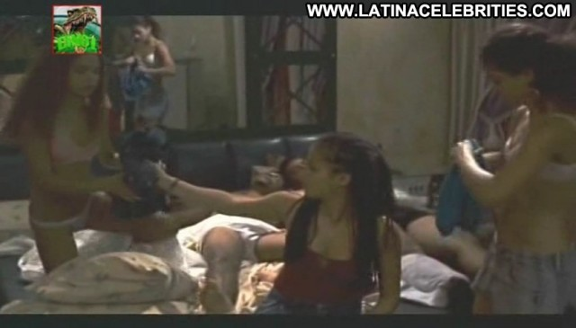 Amanda Diniz Sonhos Roubados Latina Brunette Blonde International