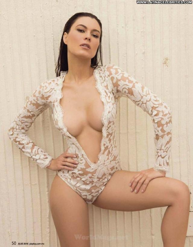 Natlia Subtil Playboy Mexico Sultry Cute Celebrity Latina Brunette