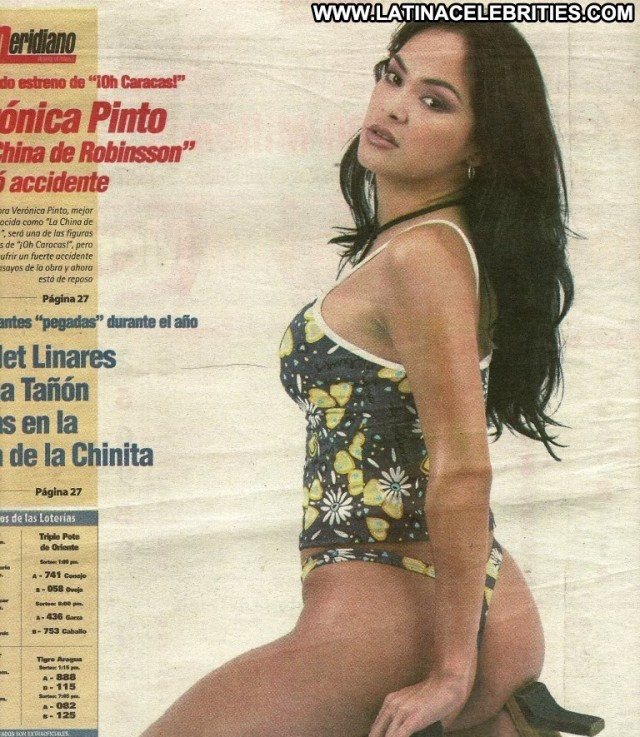 Veronica Pinto Miscellaneous Latina Sultry Brunette Cute Gorgeous Hot