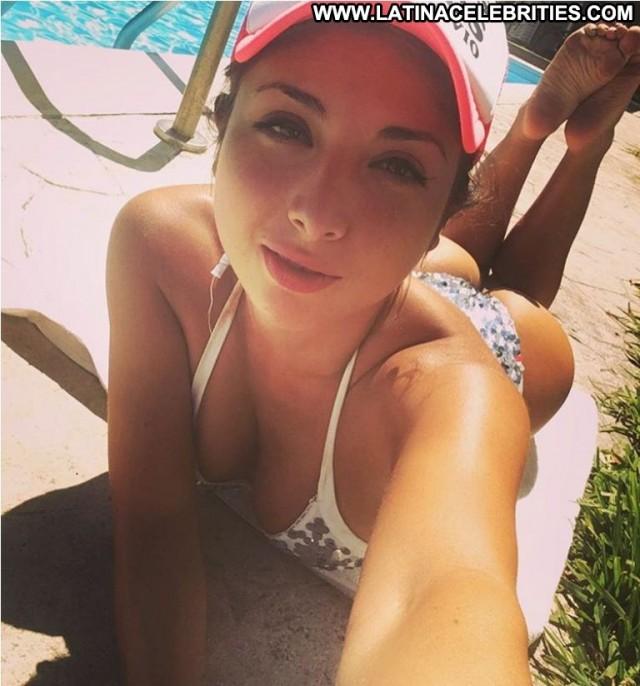 Tania Gattas Miscellaneous Blonde Latina Pretty Posing Hot Stunning