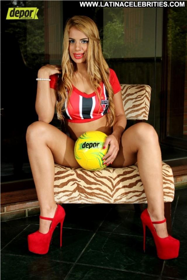 Tatiana Gimnez Miscellaneous Blonde Sexy Latina Celebrity Posing Hot