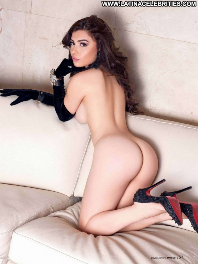 Tracy Saenz Playboy Mexico Sexy Celebrity Brunette Sultry Latina Nice