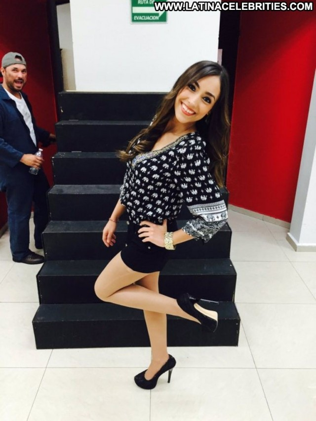 Ale Bermea Miscellaneous Sultry Latina Celebrity Posing Hot Sexy