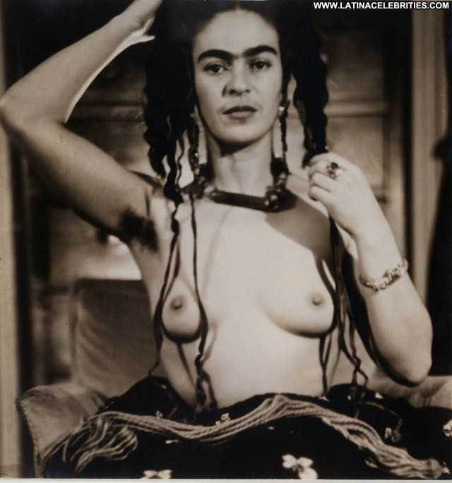 Frida Kahlo Miscellaneous Sensual Celebrity Brunette Small Tits Doll