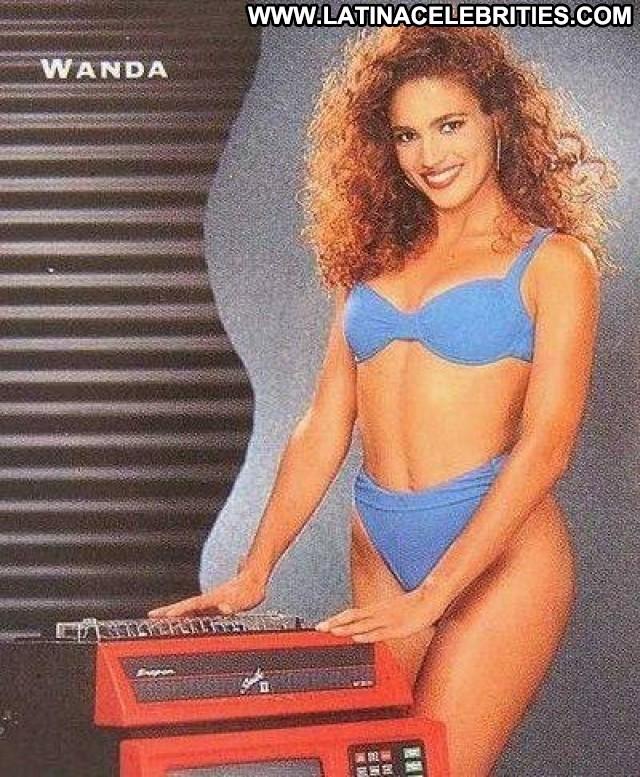 Wanda Acuna Miscellaneous Nice Doll Celebrity Posing Hot Gorgeous