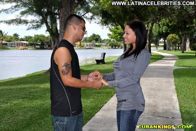 Jamie Valentine Cuban Kings Gorgeous Sensual Brunette Latina Pornstar