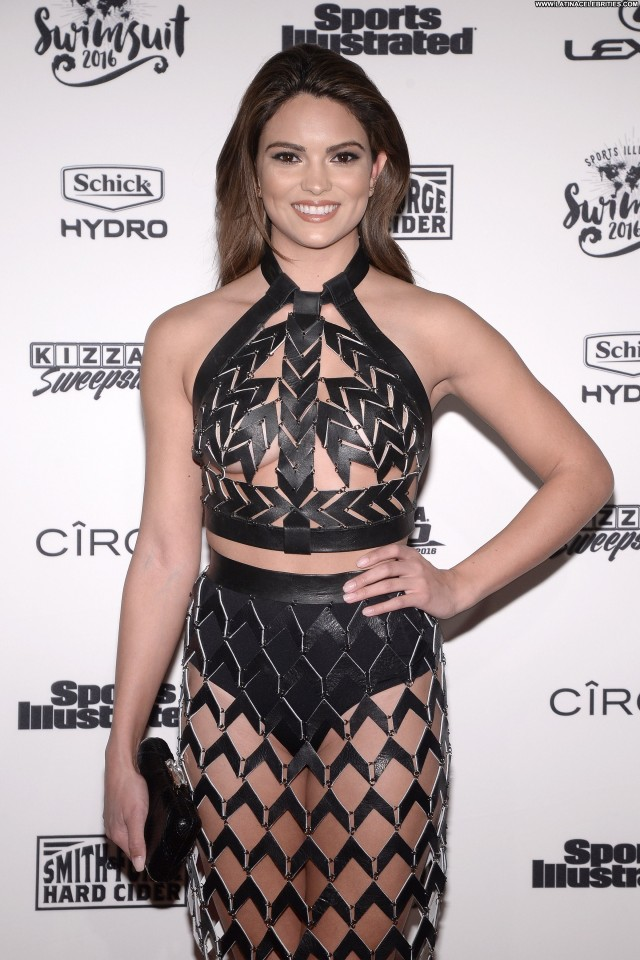 Kyra Santoro Miscellaneous Posing Hot Celebrity Brunette Medium Tits
