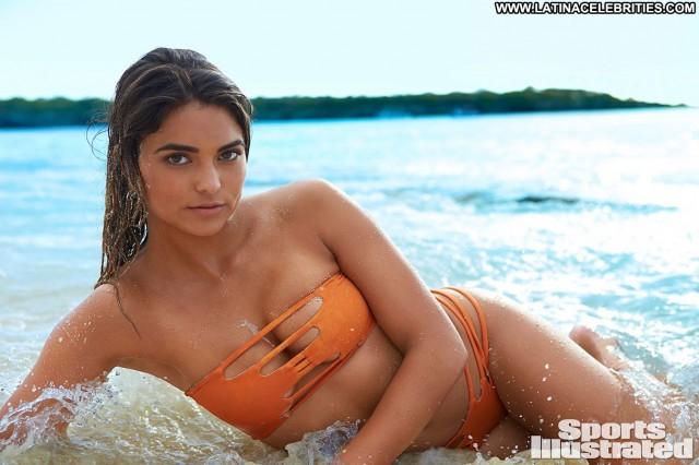 Kyra Santoro Sports Illustrated Swimsuit Issue Gorgeous Brunette