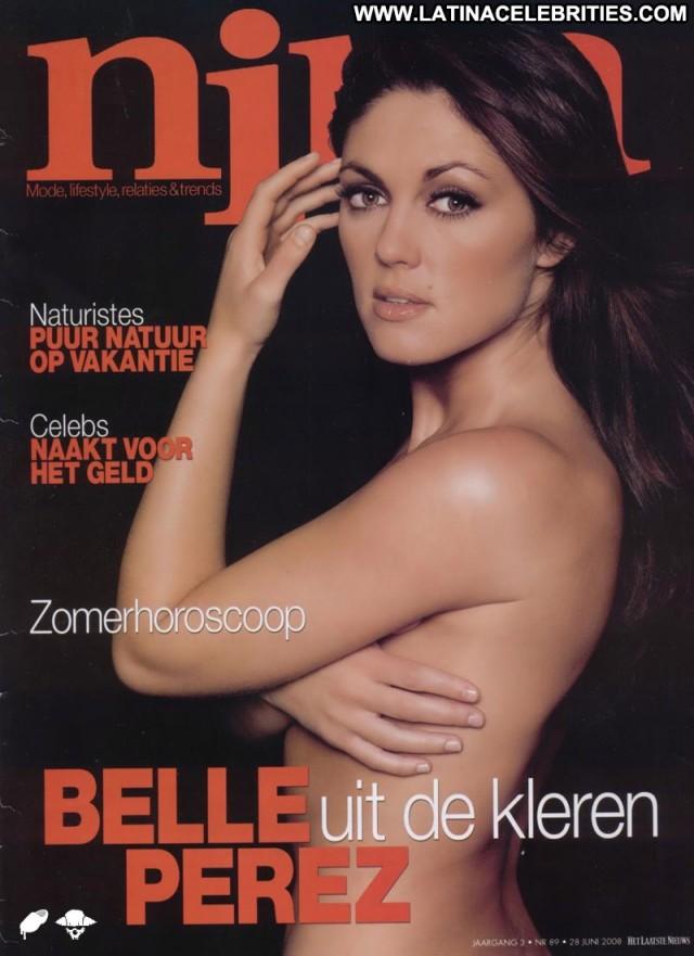 Belle Perez Miscellaneous Celebrity Posing Hot Latina Brunette Medium