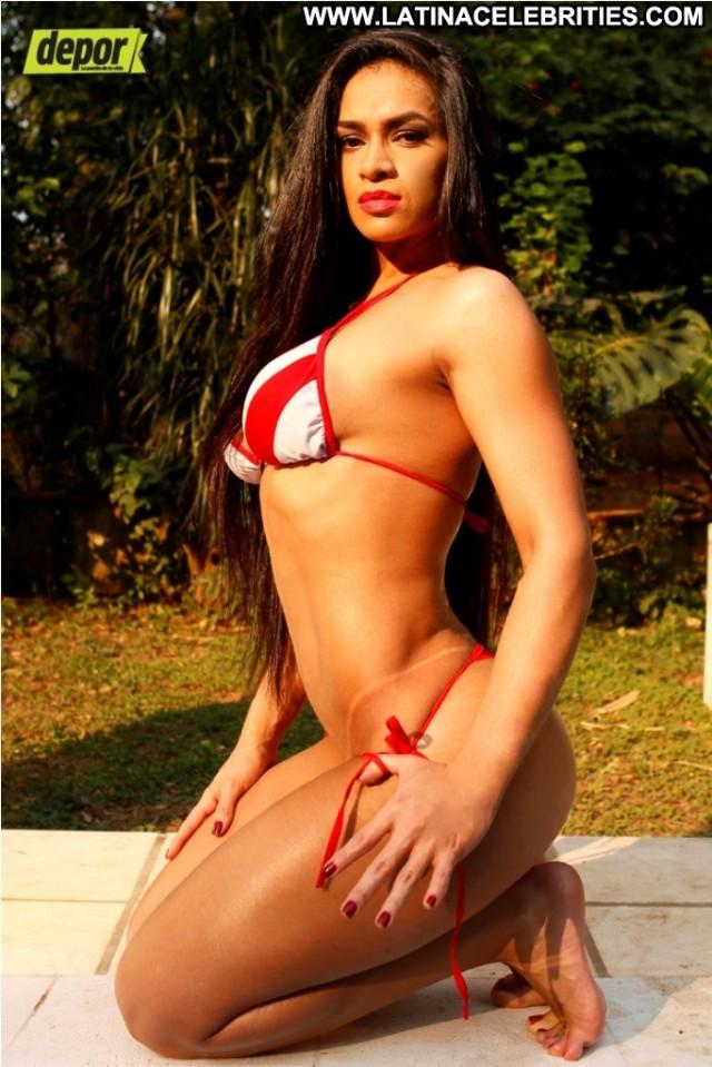 Andrea Araujo Miscellaneous Doll Cute Posing Hot Sexy Latina Brunette
