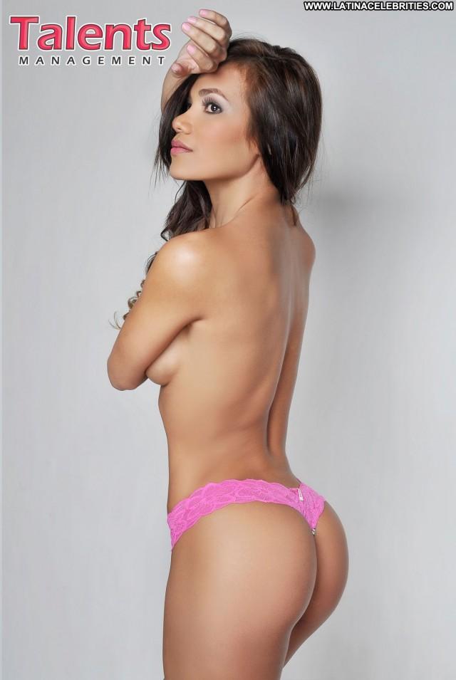 Karen Martnez Miscellaneous Cute Celebrity Posing Hot Latina Brunette