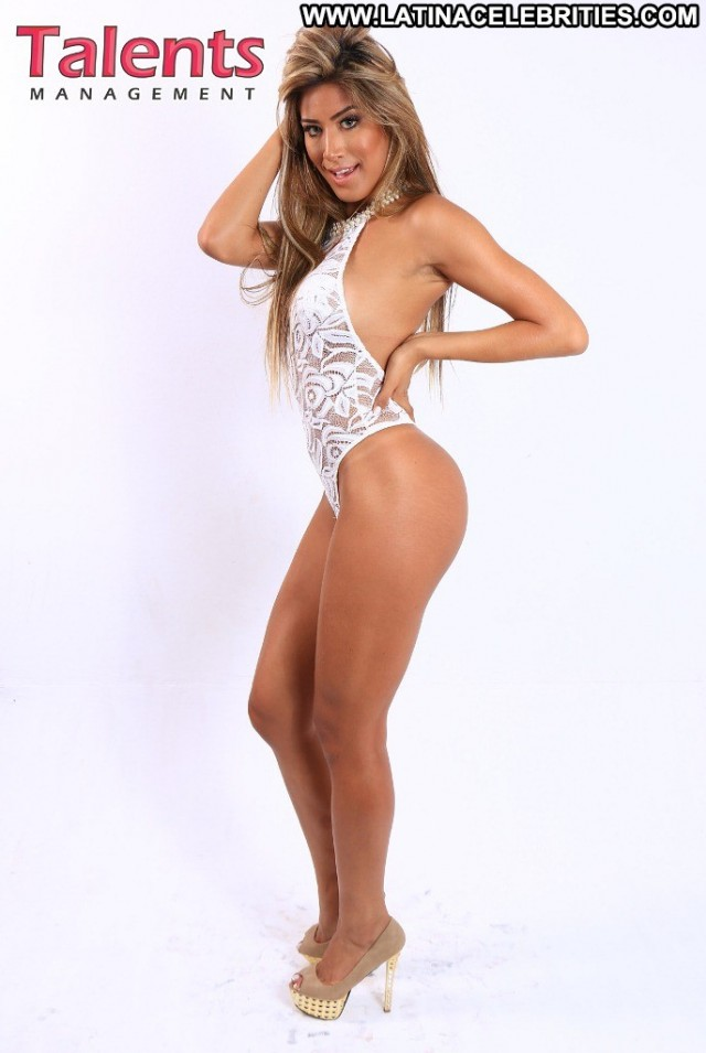 Claudia Villa Miscellaneous Brunette Sexy Posing Hot Celebrity