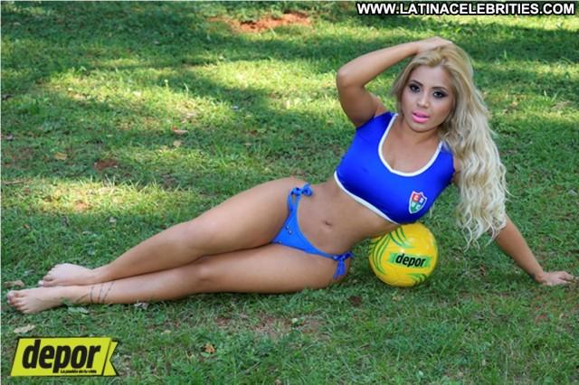 Rocio Acosta Miscellaneous Gorgeous Blonde Latina Celebrity Cute
