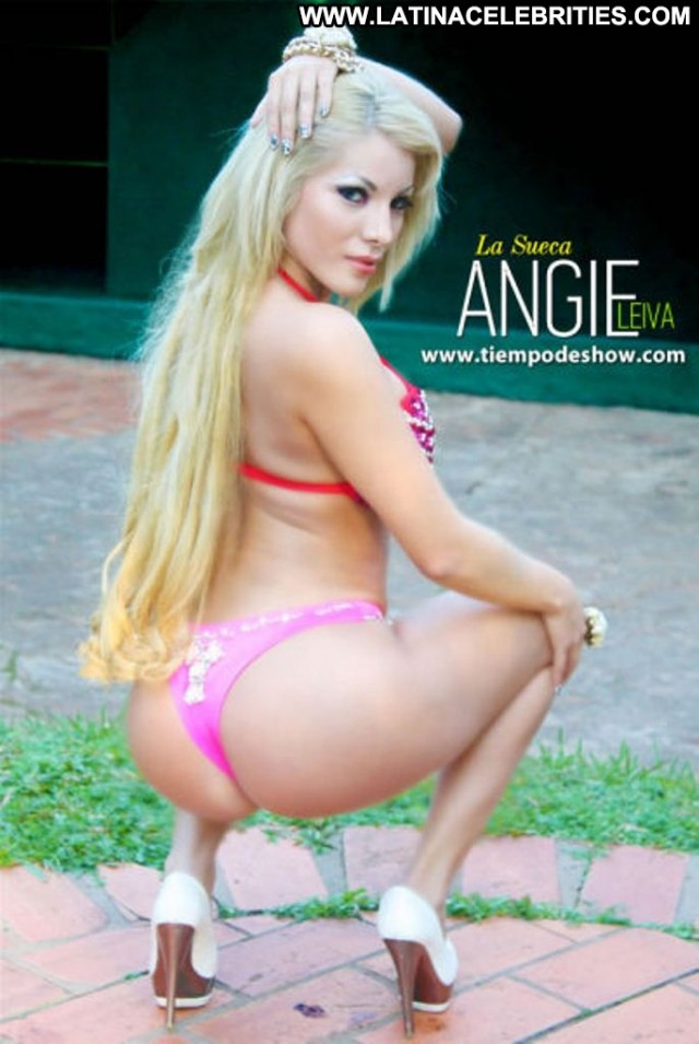 Angeles Leiva Miscellaneous Doll Nice Blonde Celebrity Hot Latina