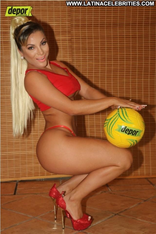Angeles Leiva Miscellaneous Blonde Latina Hot Celebrity Doll Nice