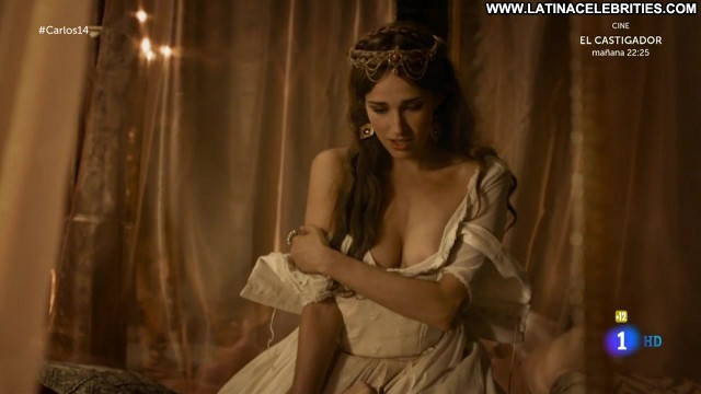 Ariana Martnez Carlos Rey Emperador Gorgeous Medium Tits Pretty