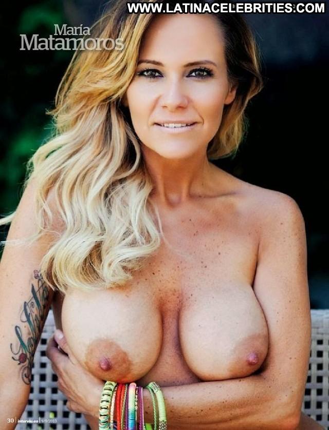 Maria Matamoros Interview Latina Blonde Celebrity Brunette