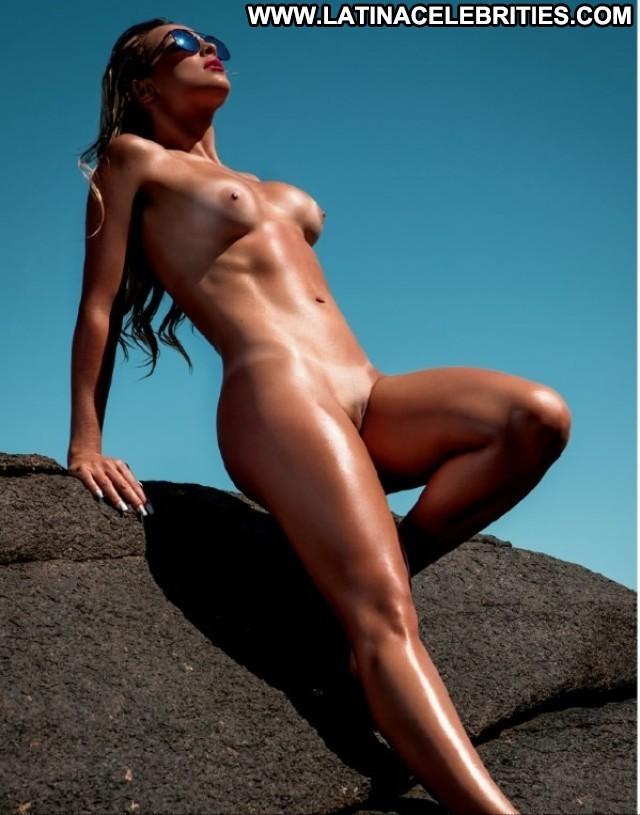 Karen Kounrouzan Playboy Brasil Blonde Sexy Playmate Gorgeous