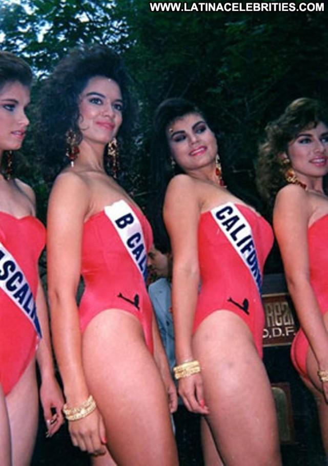 Lupita Jones Miscellaneous Brunette Celebrity Beautiful Doll Latina