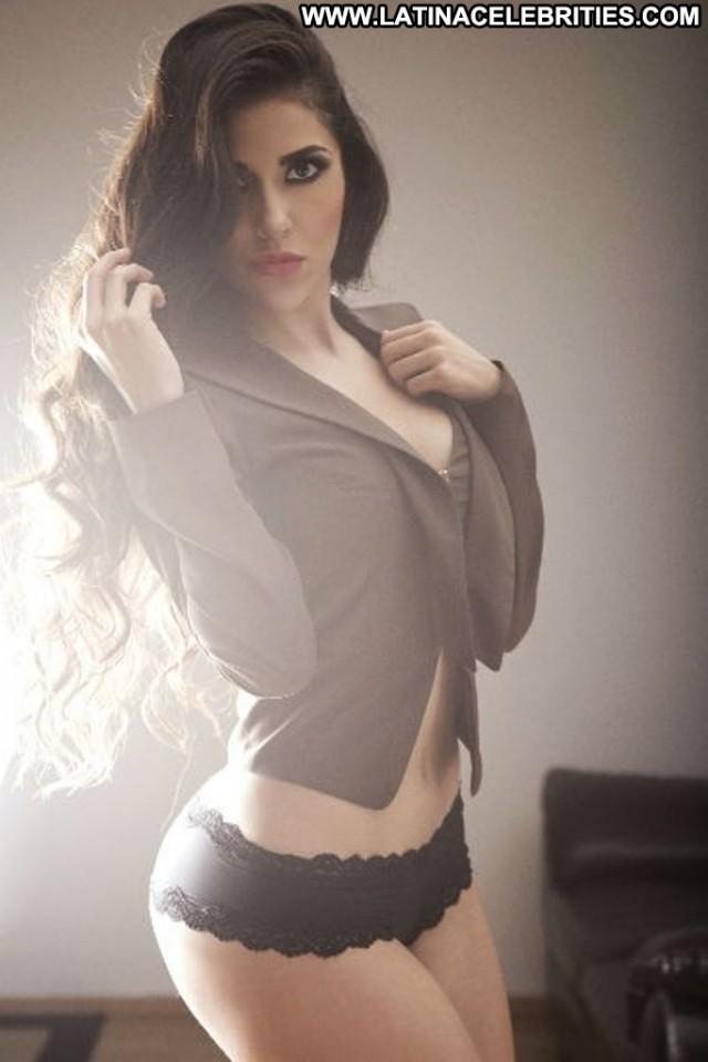 Rossana Dj Sexy Devil Miscellaneous Celebrity Posing Hot Brunette