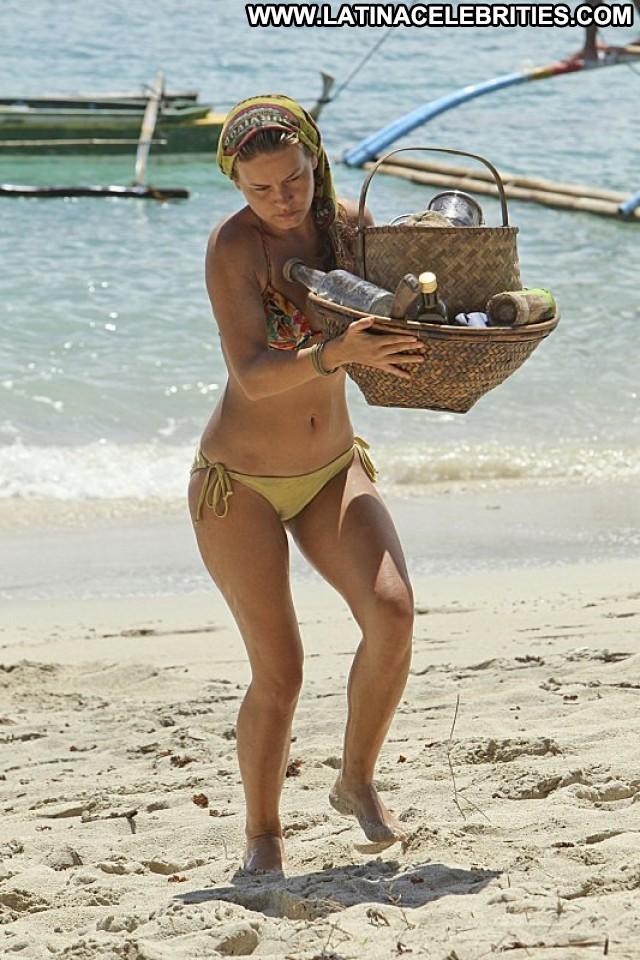 Abi Maria Gomes Survivor Celebrity Brunette Latina Beautiful Sexy