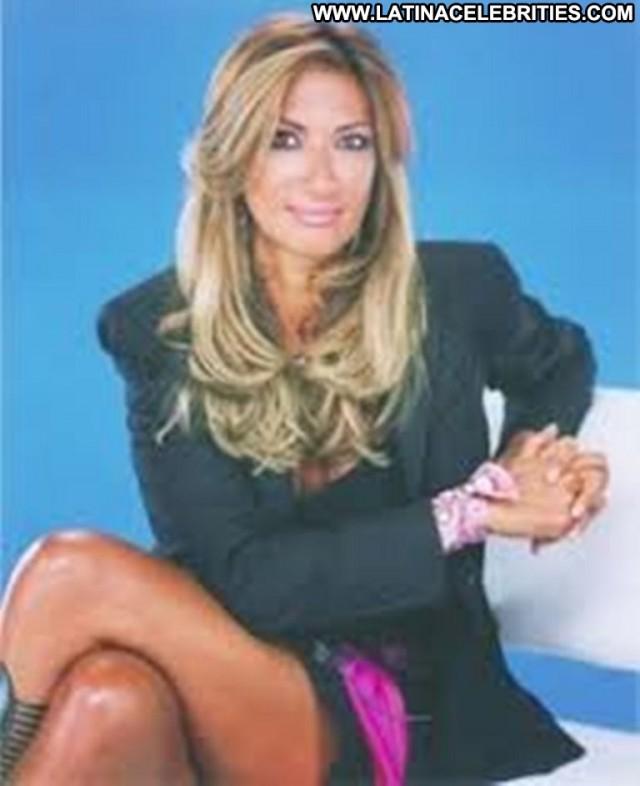 Adela Micha Miscellaneous Stunning Celebrity Brunette Beautiful