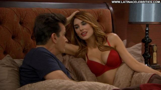 Angie Simms Anger Management Beautiful Medium Tits Celebrity Brunette