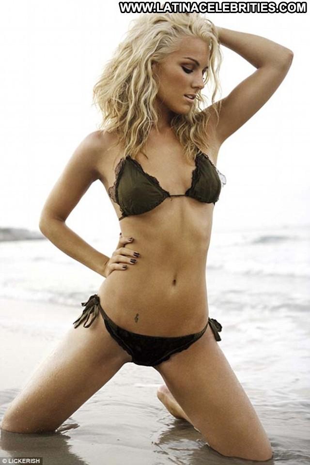 Edurne Garca Miscellaneous Celebrity International Latina Blonde