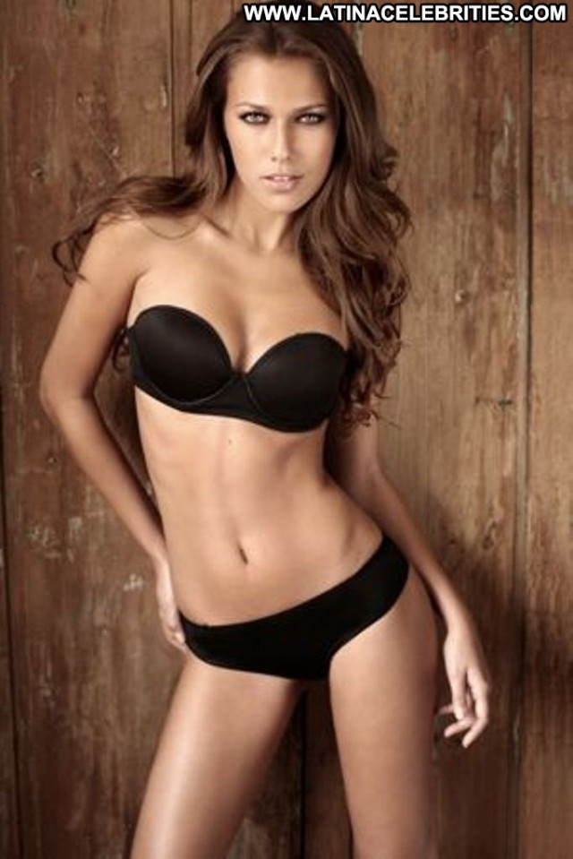 Bruna Schneider Miscellaneous Latina Sultry Celebrity Blonde Athletic