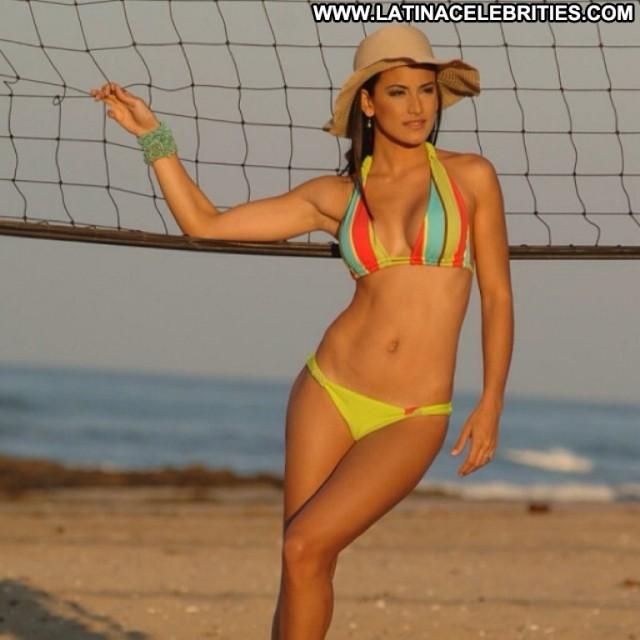 Johanna Solano Miscellaneous Celebrity Stunning Latina Athletic