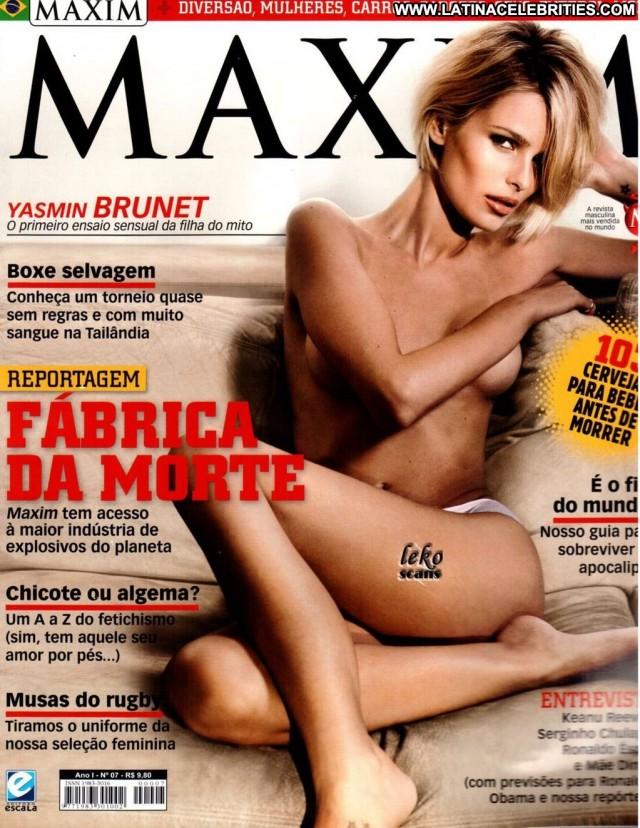 Yasmin Brunet Miscellaneous Blonde Latina Medium Tits Celebrity