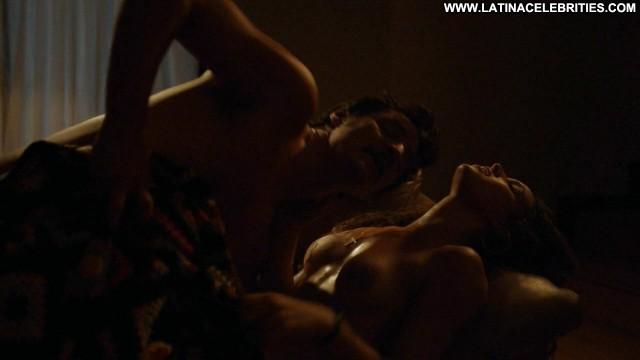 Adria Arjona Narcos Latina Small Tits Brunette Celebrity Stunning