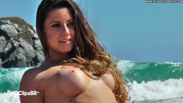 Aricia Silva Playboy Brasil International Celebrity Hot Latina Blonde