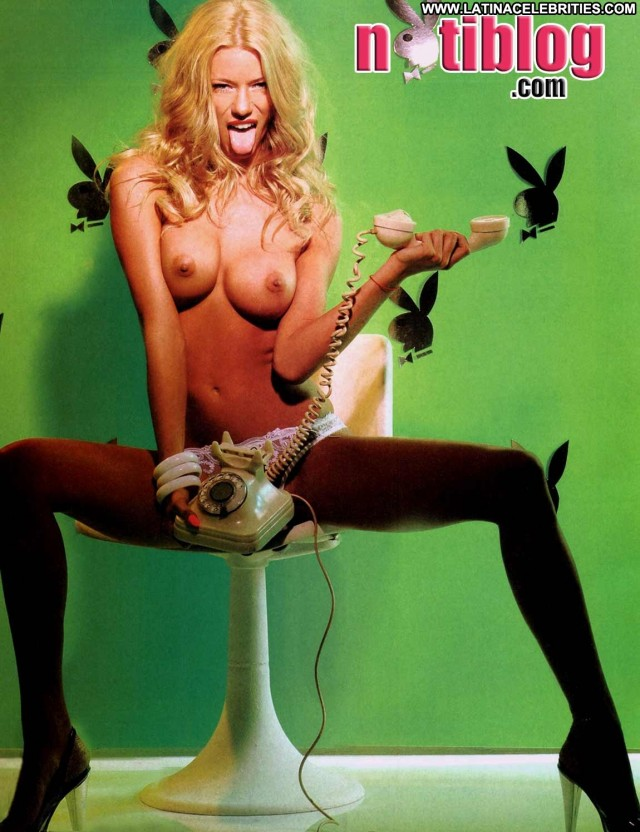 Nicole Neumann Notiblog Blonde Pretty Sultry Stunning Celebrity Doll