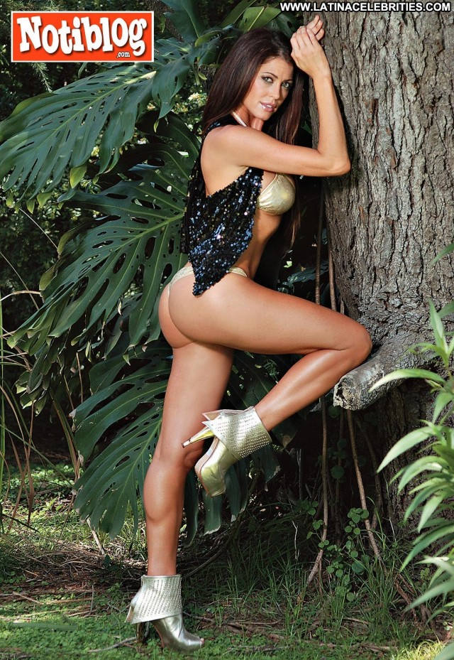 Pamela David Miscellaneous Celebrity Hot Latina Sensual Brunette Nice