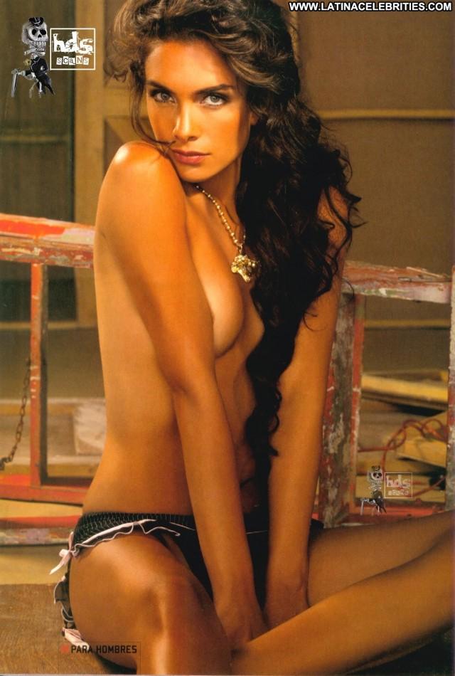 Maria De La Fuente H Para Hombres Brunette Doll Latina Gorgeous