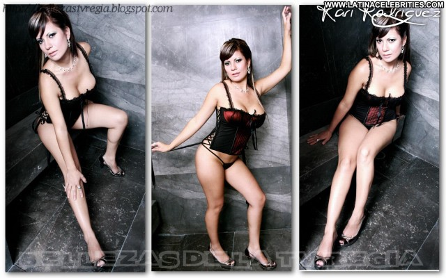 Karina Rodriguez Miscellaneous Celebrity Posing Hot Sexy Hot Latina