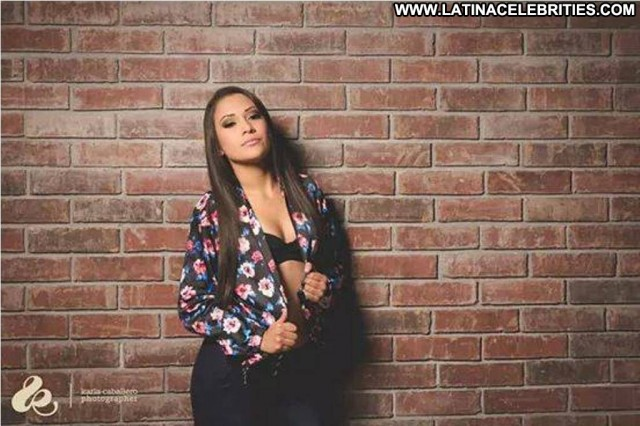 Katy Barajas Miscellaneous Latina Doll Brunette Celebrity Sultry