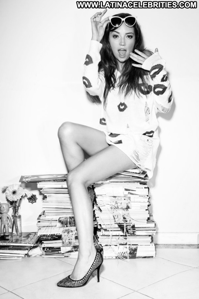 Regina Blandn Miscellaneous Latina Sensual Nice Celebrity Brunette