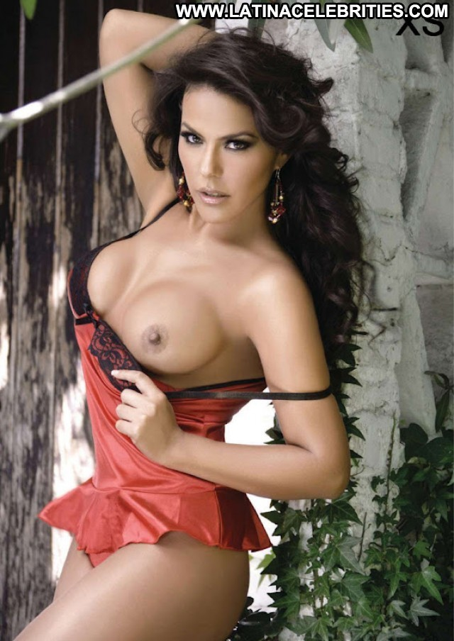 Gaby Elizalde H Extremo Nice Cute Gorgeous Celebrity Brunette Doll