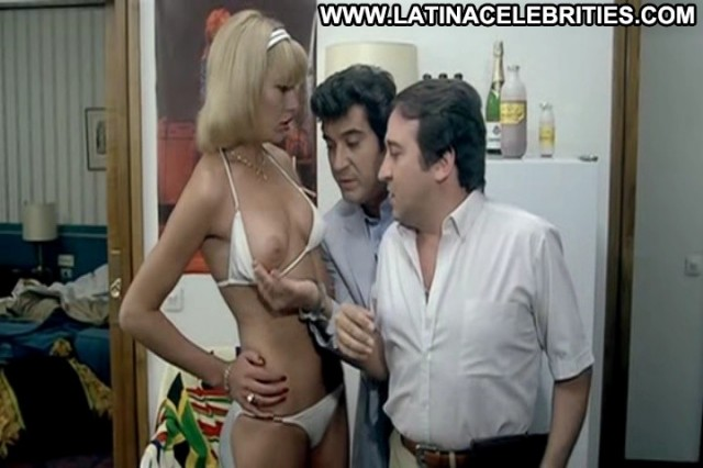 Lorna Green Los Liantes Blonde Cute Sexy Celebrity Latina Small Tits