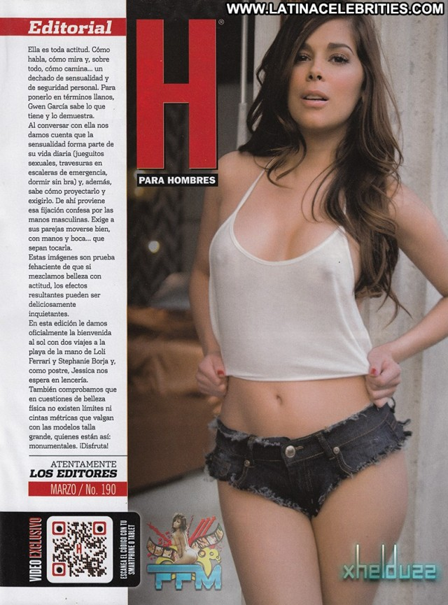 Gwen Garcia Miscellaneous International Stunning Medium Tits