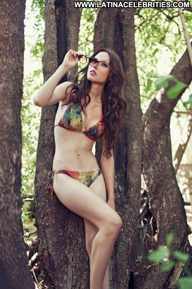 Miroslava Montemayor Miscellaneous Celebrity Skinny Doll Medium Tits