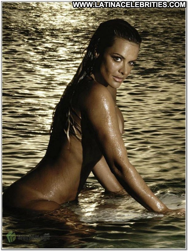 Christina Dieckmann Playoy Venezuela Cute Celebrity Nice Brunette