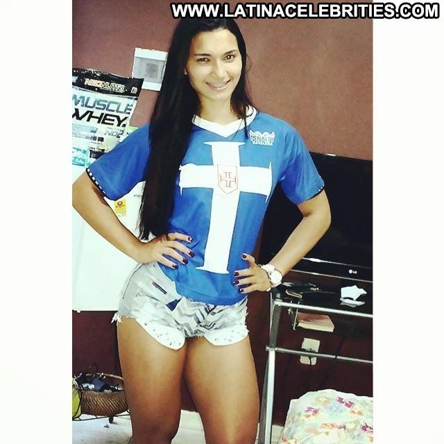 Evelyn Tavares Miscellaneous Sensual Cute Brunette Posing Hot Latina