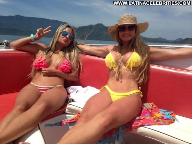 Viviane Bernardino Miscellaneous Celebrity Latina Brunette Pretty
