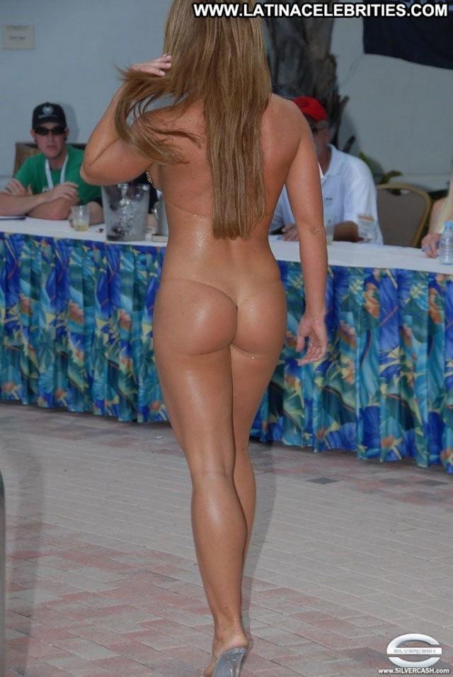 Jessica Canizales Panicats Brunette Latina Nice Celebrity Playmate