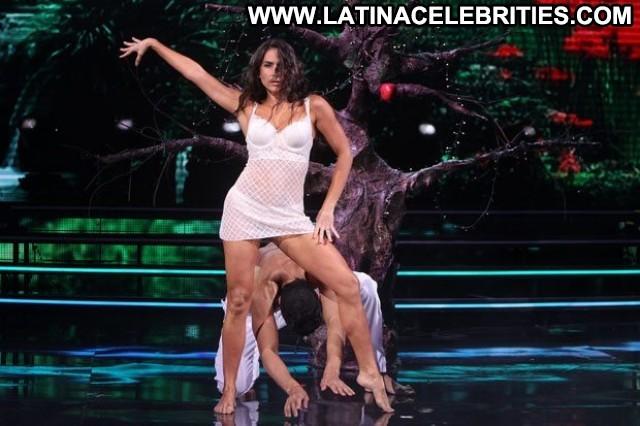 Mey Santamara Miscellaneous Latina Celebrity Sultry Posing Hot